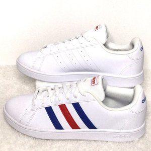 Adidas Men's Grand Court Base Shoes (Size: 10.5)